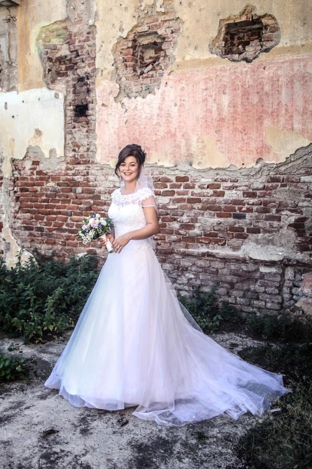 Exkluzívny svadobný salón - Naše nevesty 8f9897e846e