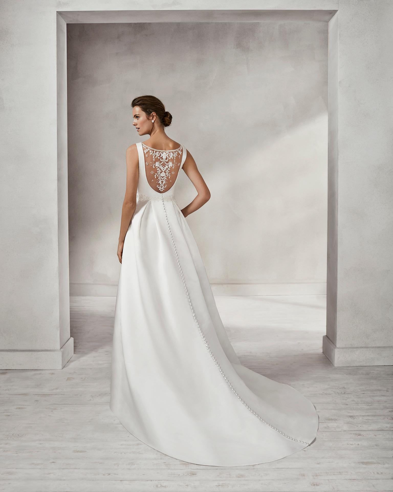 a14d747ad Exkluzívny svadobný salón - svadobné šaty Honor