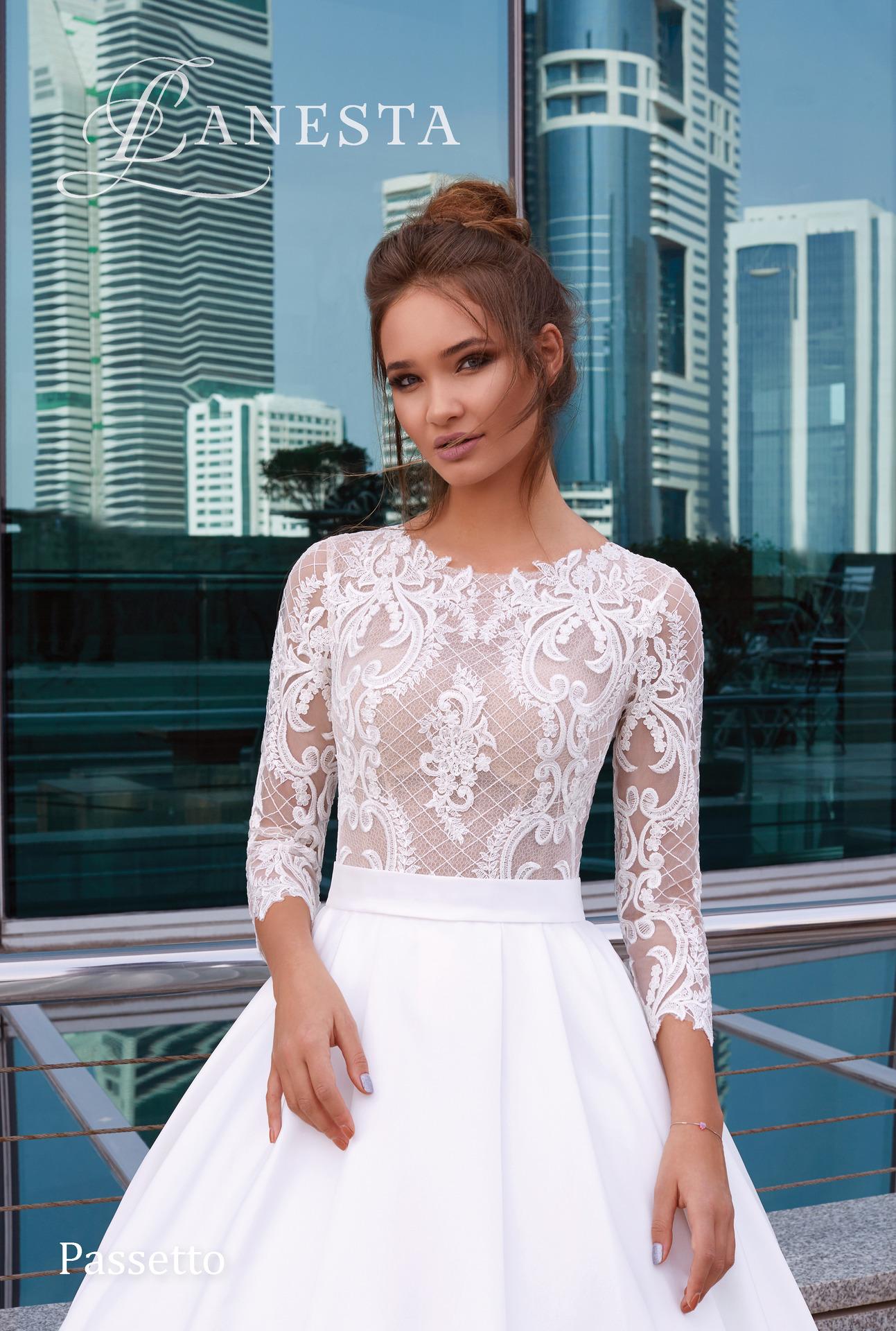 2ce5ef49927a Exkluzívny svadobný salón - Svadobné šaty Passetto