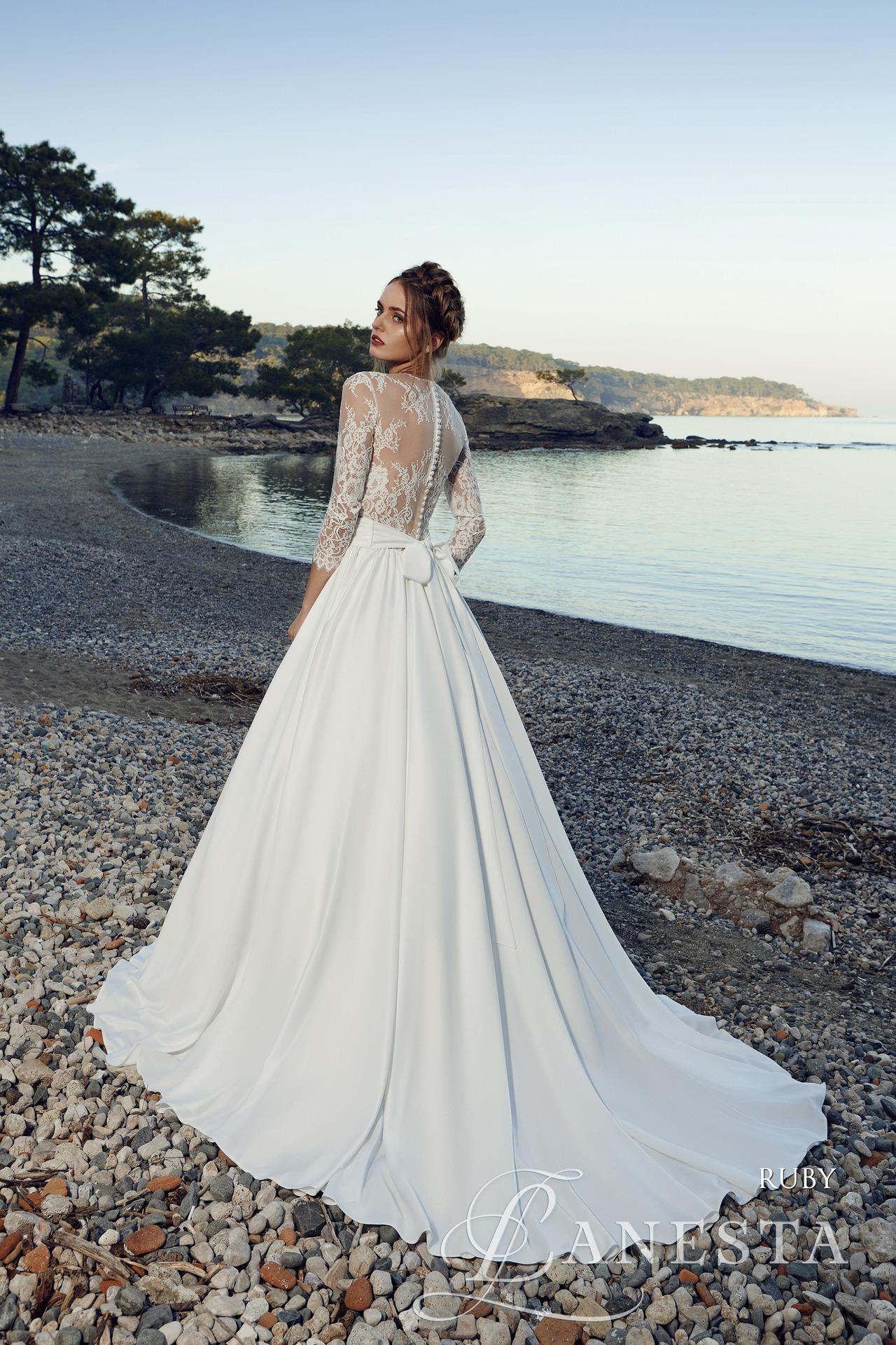 1bf4cbfaee46 Exkluzívny svadobný salón - Svadobné šaty Ruby