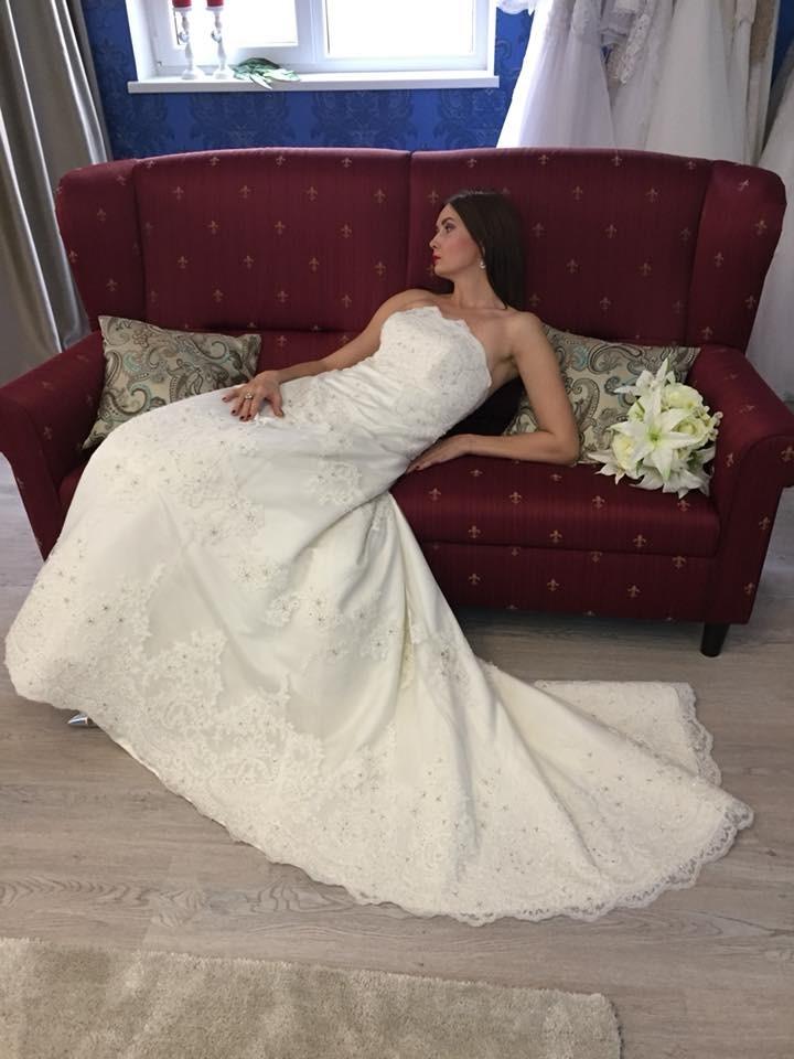 Exkluzívny svadobný salón - svadobné šaty Bella 6574e4bb384