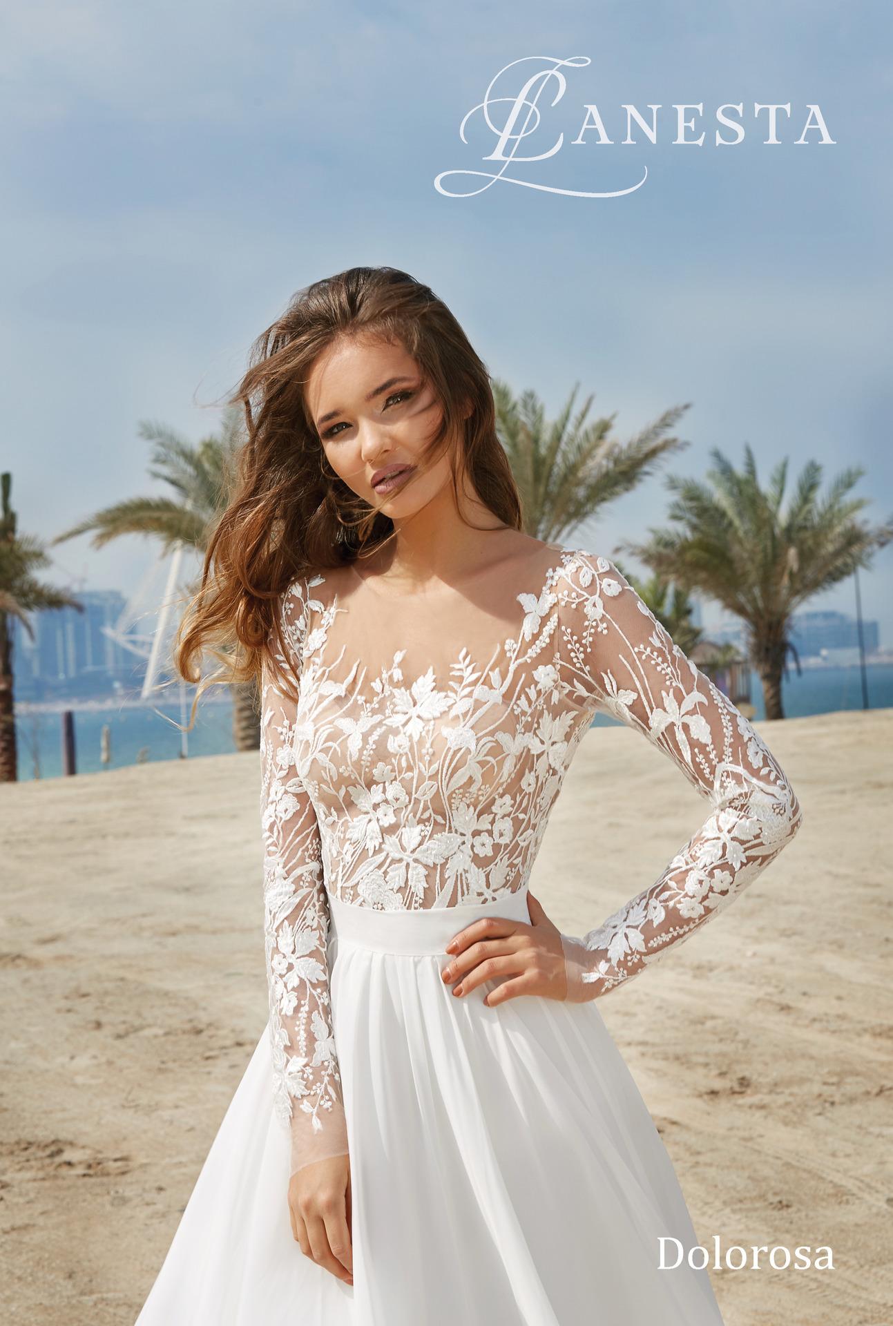 Exkluzívny svadobný salón - svadobné šaty Dolorosa 41d59638d57