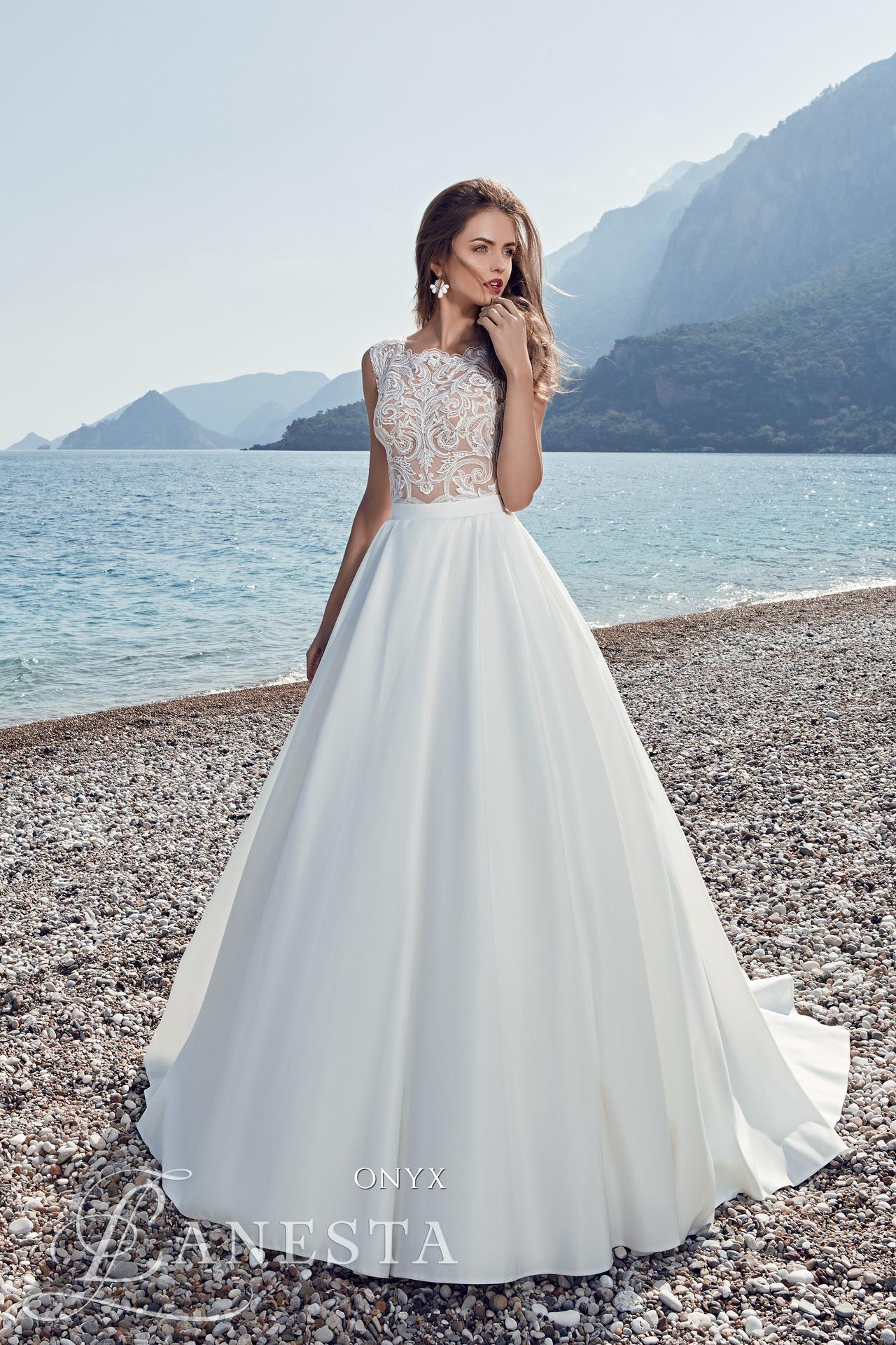 Exkluzívny svadobný salón - svadobné šaty Onyx 752a87ae47b
