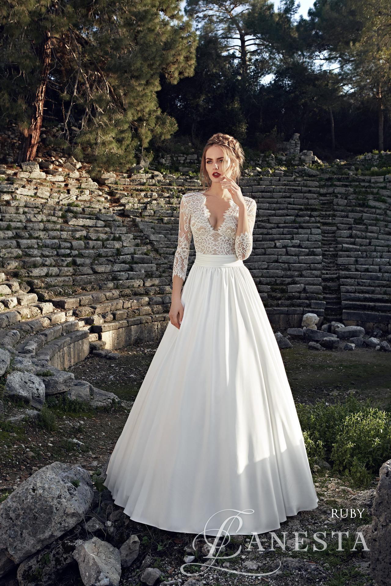 Exkluzívny svadobný salón - Svadobné šaty Ruby cb11d5e7fc6